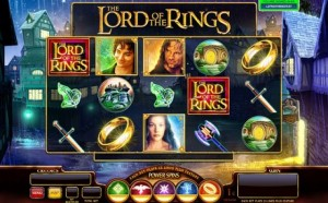 lord of the rings spielen